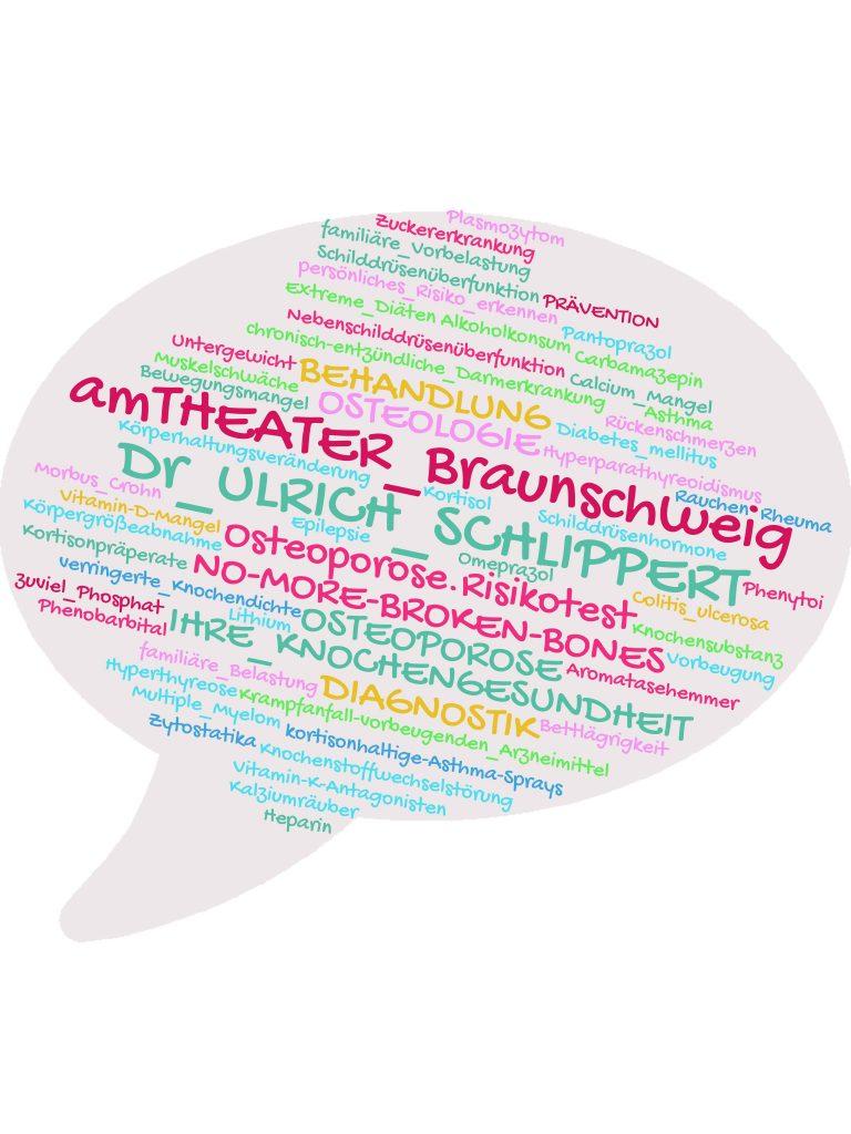 Dr. Ulrich Schlippert, Spezialist für Osteoporose, Braunschweig - Osteoporose - Prävention - Diagnostik - Therapie